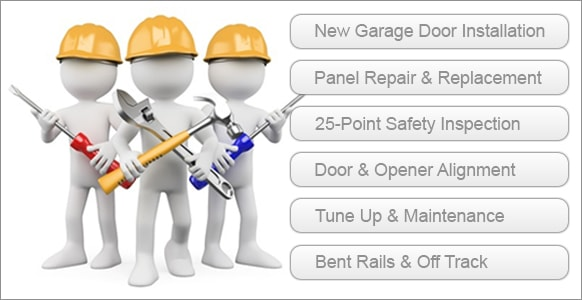 Garage door repair service in simi valley ca open 24 7 for Garage door repair simi valley ca